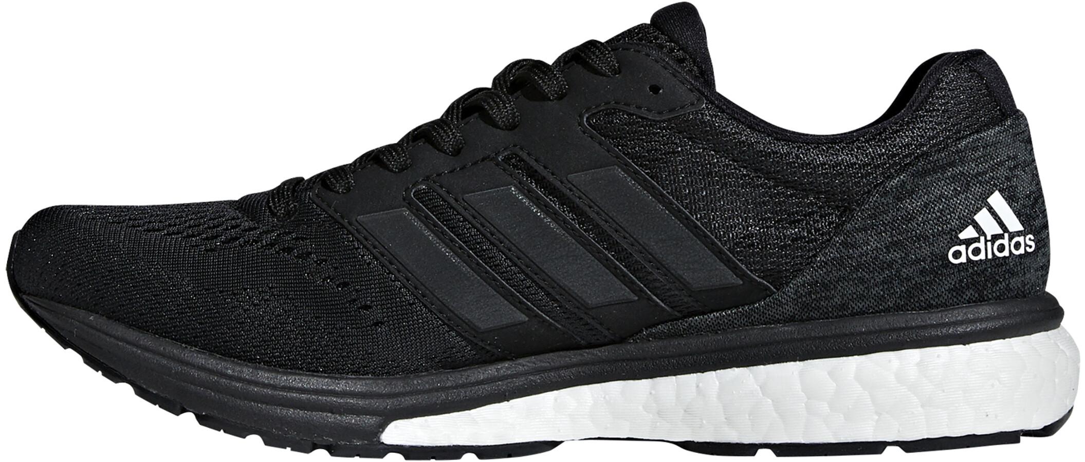 designer fashion 72eda 4ec43 adidas Adizero Boston 7 - Chaussures running - noir